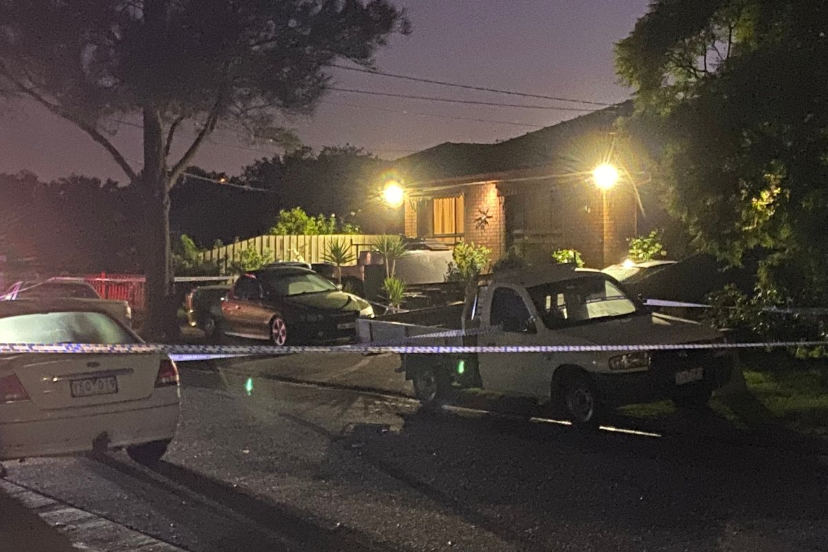 Article image for Man shot in suburban street in Melbourne's south-west
