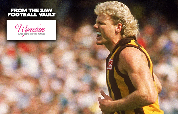 Article image for From The Vault: Hawthorn v Geelong – 1989 VFL Grand Final