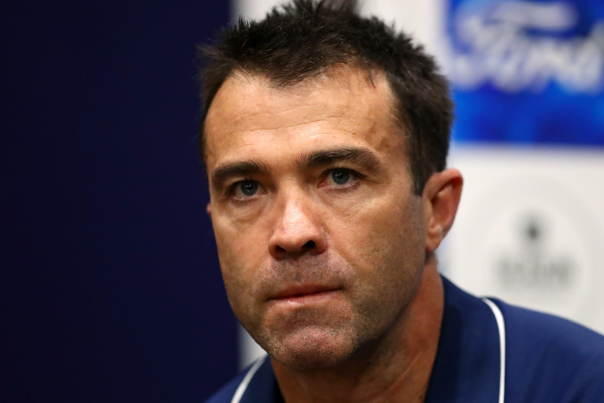 Article image for Geelong coach Chris Scott responds to latest reports on quarantine hubs