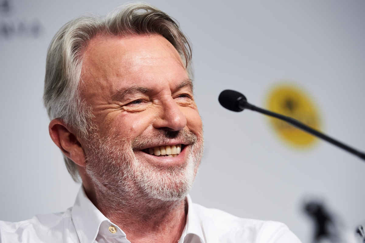 Article image for What Sam Neill is most looking forward to doing after lockdown is over