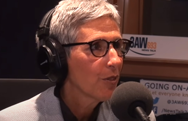 Article image for 'Stop and think': A message for Victorians, from Governor Linda Dessau