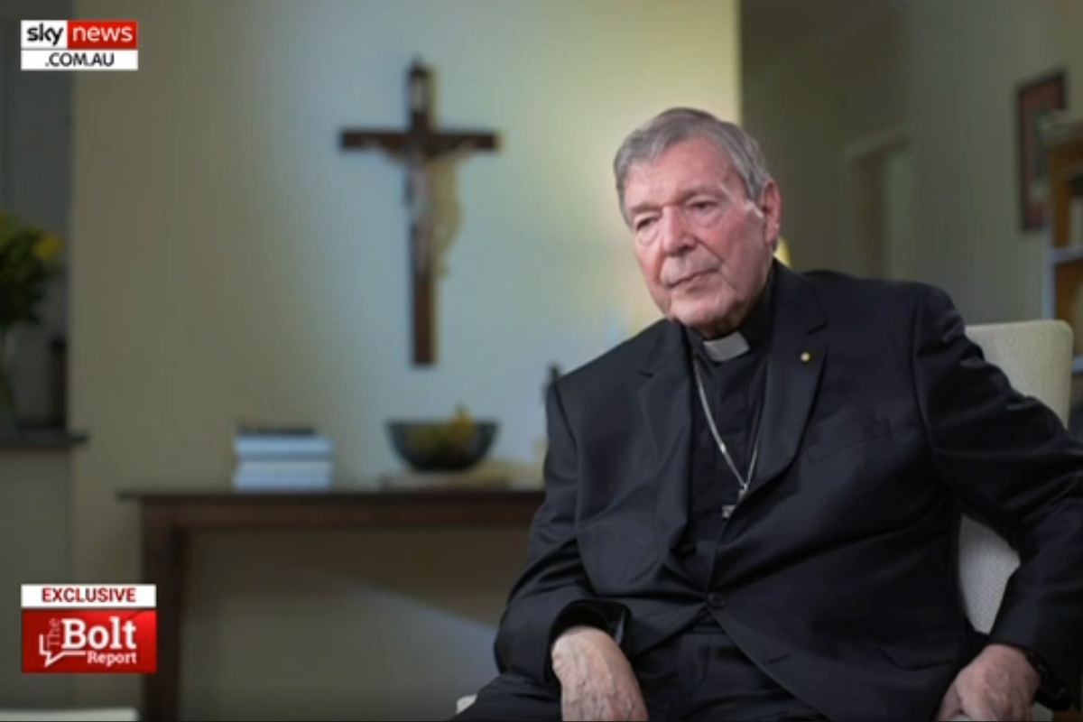Article image for 'Sloppy at best': What Neil Mitchell and Fr Kevin Dillon thought of the George Pell interview