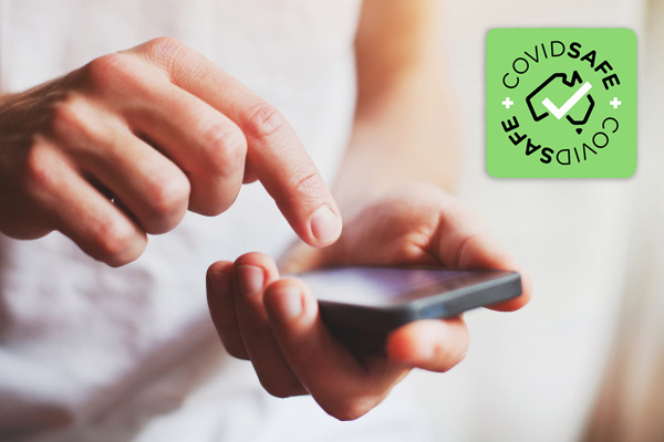Article image for More than a million Australians download COVIDSafe tracing app in 12 hours