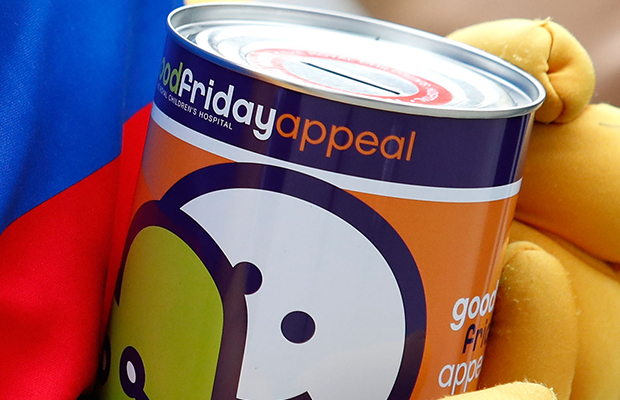 Article image for Good Friday Appeal reaches $18m after government lifeline
