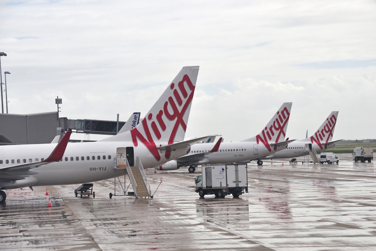 Article image for Virgin Australia becomes first major corporate casualty of COVID-19