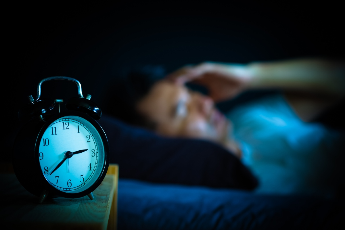 Article image for How what you eat affects your sleep
