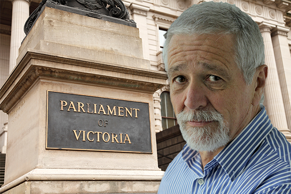 Article image for 'Forget it!': Neil Mitchell calls on state MPs to forgo 'dodgy' pay rise during COVID-19 crisis