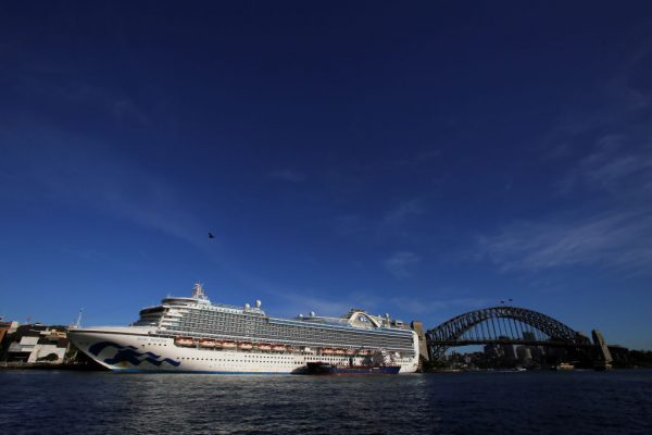 Article image for Criminal investigation to be launched as Ruby Princess coronavirus death toll rises to 11