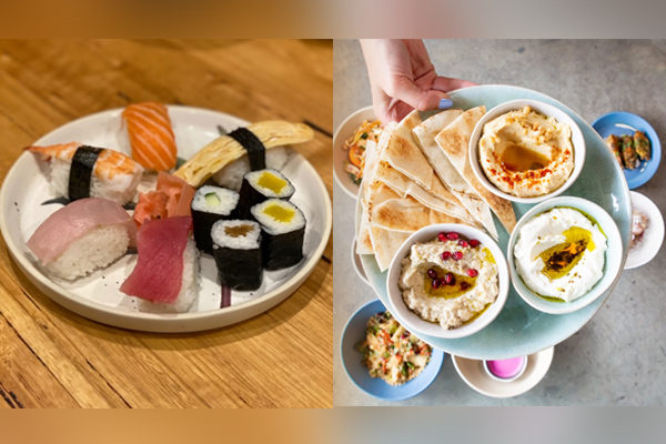 Article image for The World Cup of Food: Japan vs Lebanon