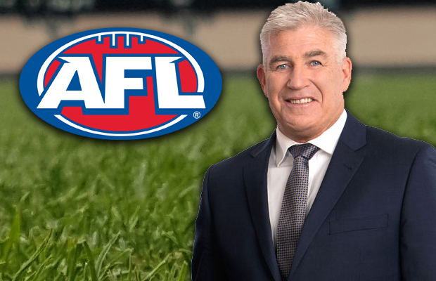 Article image for Gerard Healy says AFL in danger of 'sacrificing core pillar' of footy