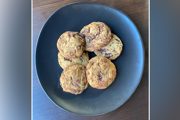 Article image for Adrian Richardson's triple chocolate cookie recipe