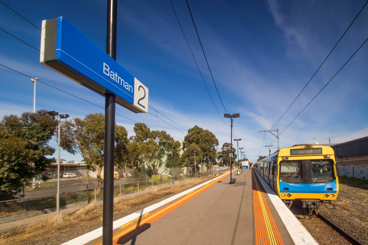 Article image for Upfield train line to close for more than three months from July