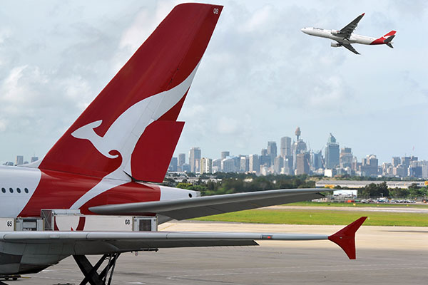 Article image for Why the Transport Workers Union is 'bemused' by Qantas cutting 2000 jobs