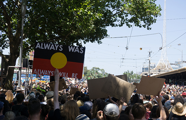Article image for 'No exceptions': Andrews Government accused of going soft on BLM protesters