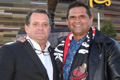 'He was in tears': Photographer explains why he and Nicky Winmar are taking legal action
