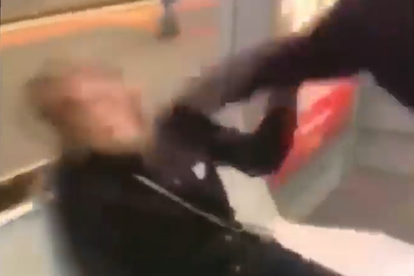 Article image for Video: Girl bashed in shocking Southern Cross attack