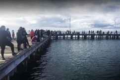Peninsula pier shut down after crowds flock without social distancing