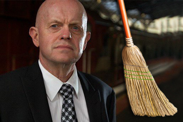 Article image for Sly of the Underworld: The bizarre case of the broom and the mistaken identity