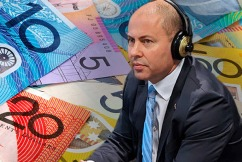 Federal Treasurer admits Australia's economic recovery is 'not yet locked in'