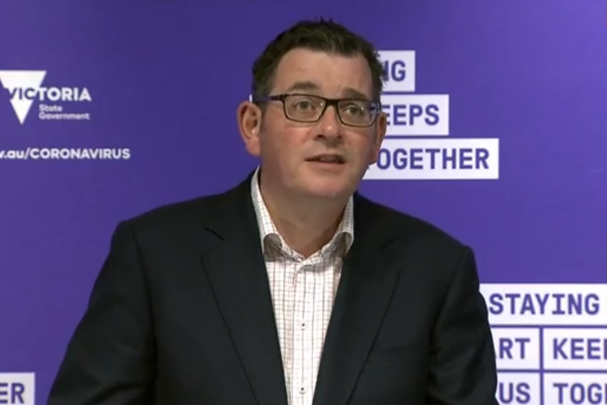 Article image for Daniel Andrews clarifies rules on 'separate spaces' in pubs, restaurants and cafes