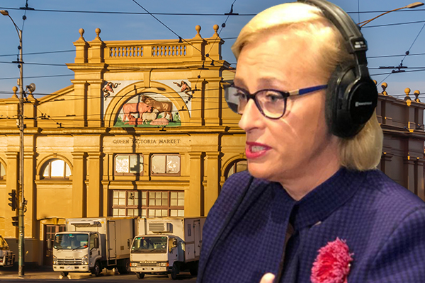 Article image for Lord Mayor reveals fate of proposed safe injecting room near Queen Victoria Market