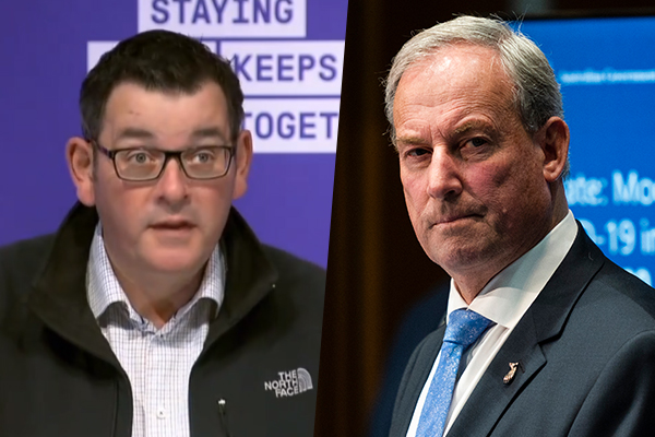 Article image for Federal minister slams Daniel Andrews for 'unwarranted and unnecessary' aged care criticism