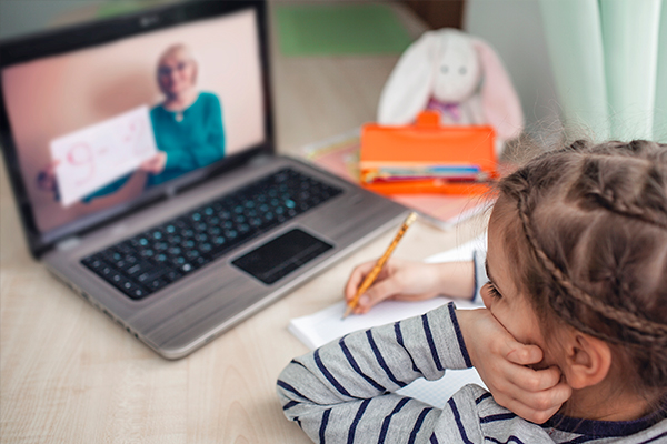 Article image for 'Had a lot of practice': Education expert downplays concern over extension of remote learning