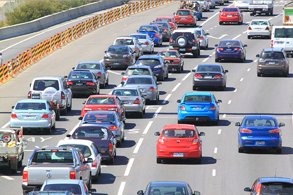 Article image for Melburnians warned to brace for traffic chaos when lockdown ends