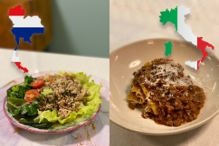 The World Cup of Food: Italy v Thailand