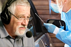 Neil Mitchell's message to Victorians refusing to be tested for COVID-19