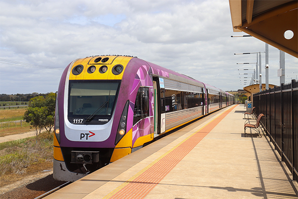 Article image for Push for segregated carriages on V/Line trains to stop COVID-19 spread