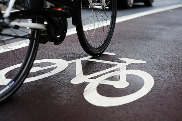 Article image for Calls for cyclists to pay for third-party insurance