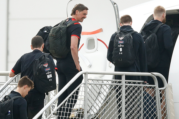 Article image for New club enters race for Joe Daniher (on one proviso)