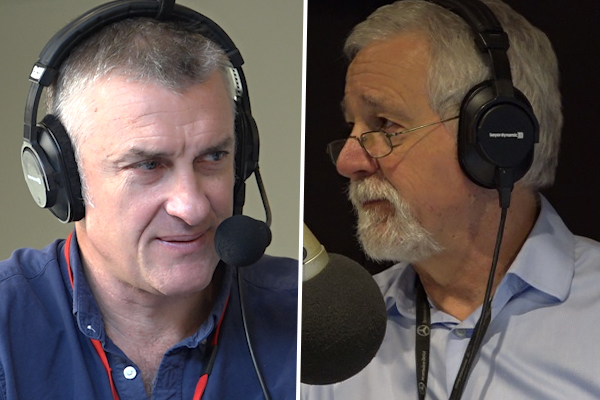 Article image for Neil Mitchell and Tom Elliott react to explosive ADF claims