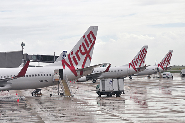 Article image for Virgin Australia confirms 3000 staff will lose jobs, Tiger Air dumped