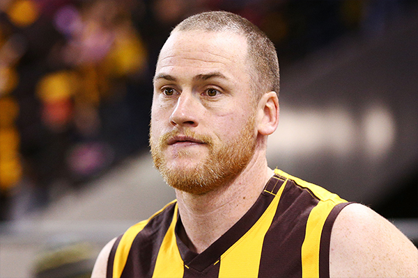 Article image for Jarryd Roughead opens up about his 'superstar' nurse and shares some life advice