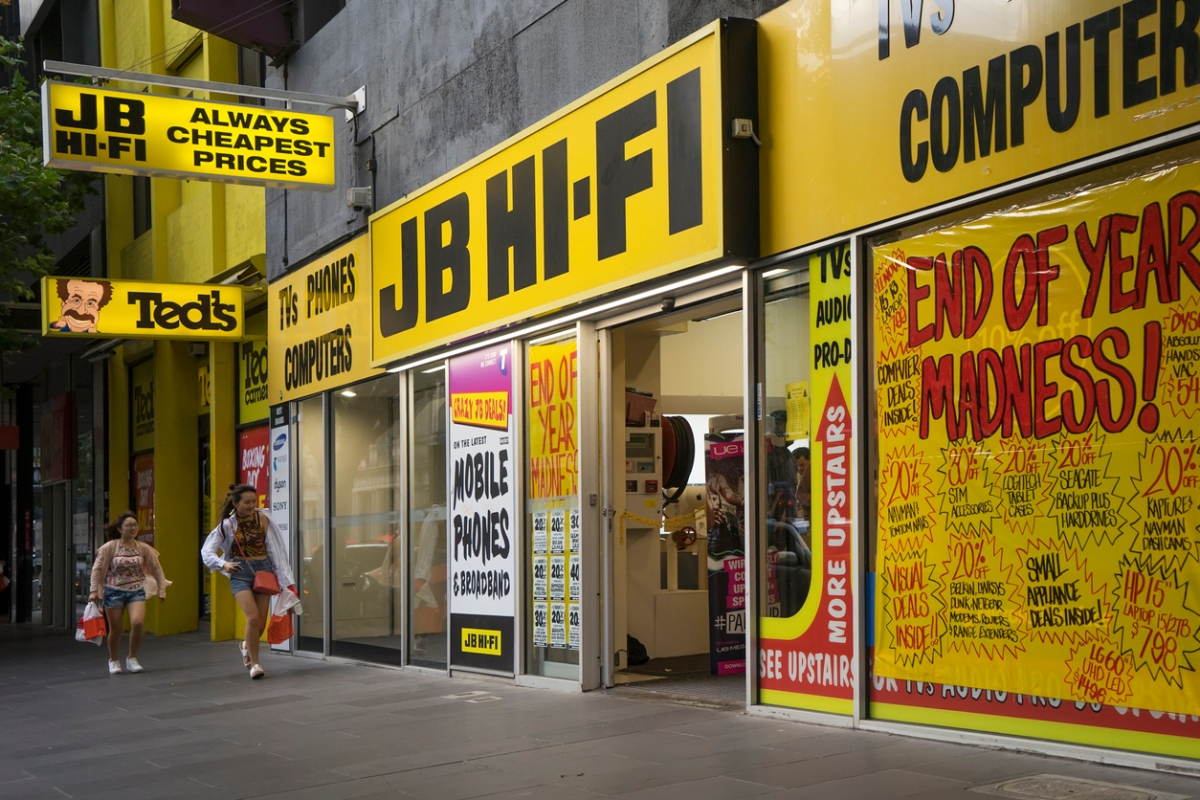 Article image for JB Hi-Fi boss reveals how we're spending our money in lockdown