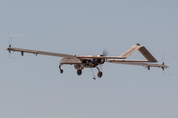 Article image for Police planned to use military drones to spy on Victorians in lockdown