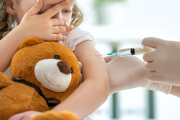 Article image for Why one-in-five kids are missing important immunisations