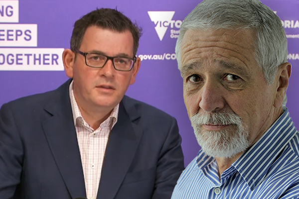 Article image for What Neil Mitchell says 'restless and angry' Victorians need from the Premier
