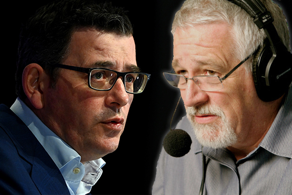 Article image for Neil Mitchell weighs in on Premier's plan to extend state of emergency by a year