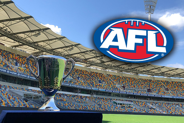 Article image for AFL confirms start time for 2020 grand final