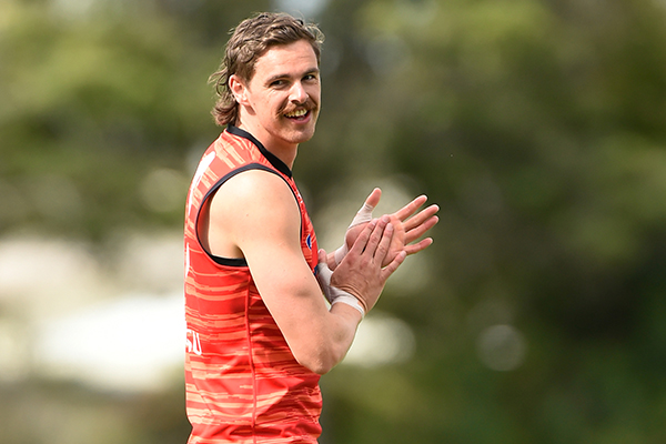 Article image for Joe Daniher makes a decision on his future