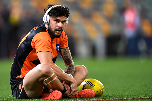 Article image for Zac Williams to leave GWS