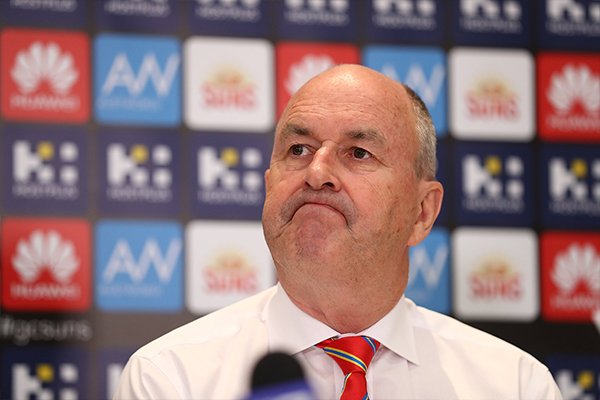 Article image for Gold Coast responds to reported interest in academy young gun