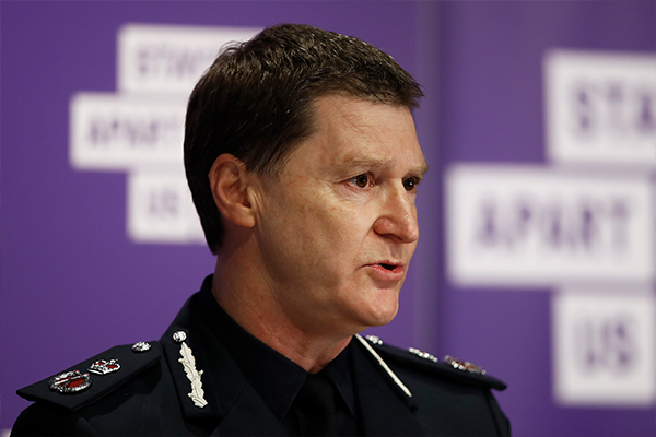 Article image for Top cop says police never requested Melbourne's COVID-19 curfew