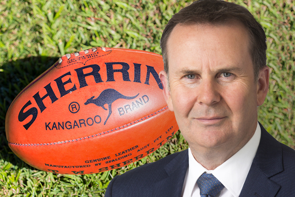 Article image for Tony Jones says Sherrin exemption sends 'the worst possible message'