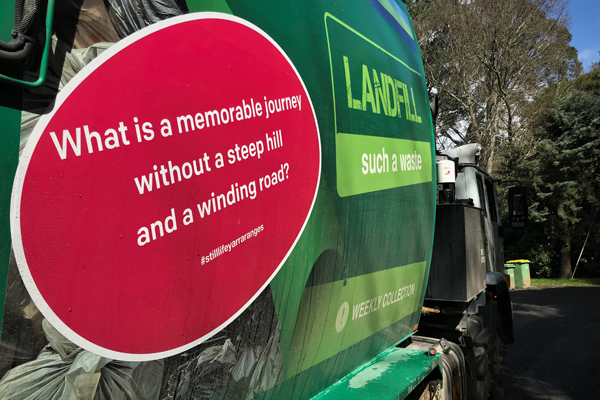 Article image for Rubbish poetry: Why a Victorian council wants residents to write poetry on their bins
