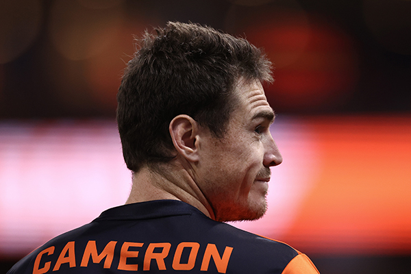 Article image for GWS responds to Jeremy Cameron's trade request