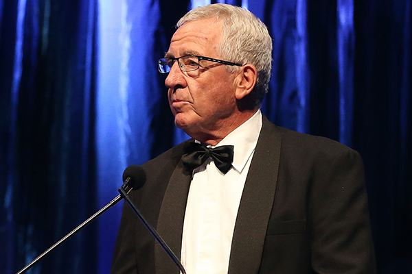 Article image for Mike Sheahan reflects on more than four decades of footy